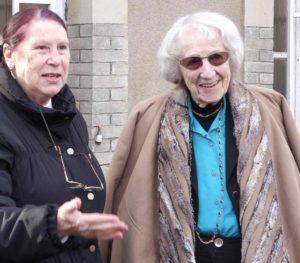 170202han-sur-seille Michelle Hetzel-Arnoud & Yvette Reisnick-Weisbecker