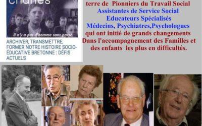 Bretagne Terre de Pionniers du Travail Social