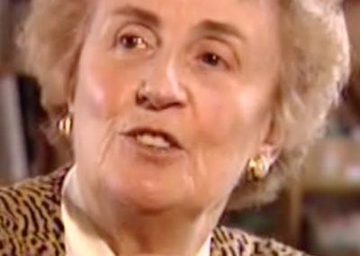 Marie Blanche David – Témoignage
