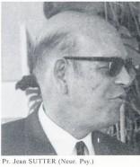 Jean Sutter (1911 – 1998)