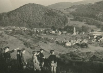 Gaston Coeuignart : l'établissement Oberlin (67, Schirmeck-Labroque, 1948-1952)