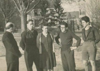 Gaston Coeuignart : Le Centre Vieil-Armand (68, Rouffach, 1947-1948)