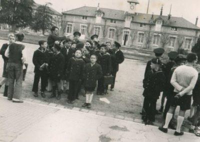 Jean Ughetto : La vie à Théo (78, Montesson, 1947-1949)