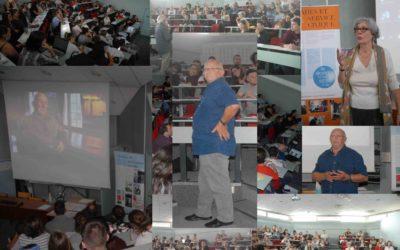 11 septembre à ASKORIA Rencontre 120 étudiants & Cnahes Bretagne