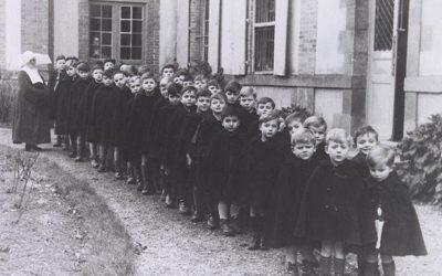 RECHERCHES SUR L'HISTOIRE DES ORPHELINATS aux MAISONS D'ENFANTS