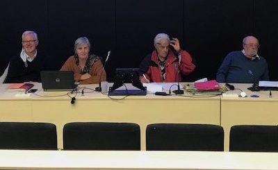Rentrée des étudiants le 30-09-2020 à l'IRTS de Lille avec la participation de la délégation régionale du CNAHES