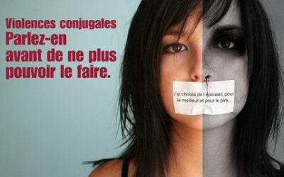 CRISE SANITAIRE DE 2020 : confinement  et Violences conjugales…