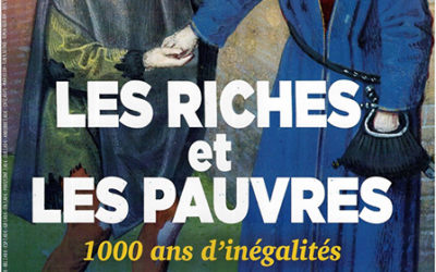Ouvrages d'actualité : Les riches et les pauvres – 1000 ans d'inégalités