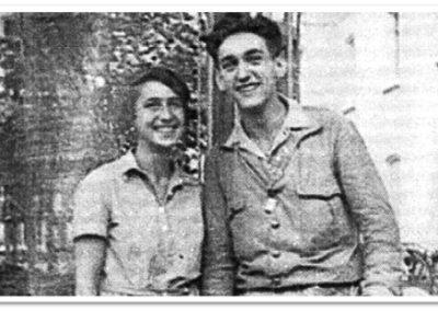 Alfred Brauner (1910-2002),  Françoise Brauner (1911-2000)