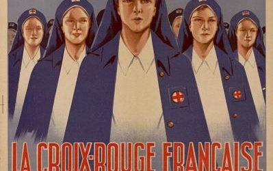 La Croix-Rouge française commence à déposer ses archives historiques