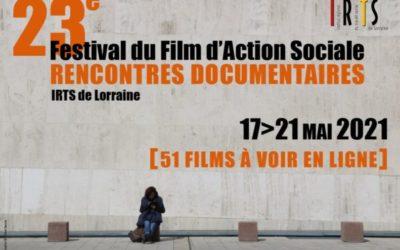 IRTS de Lorraine : 23e Festival du Film d'Action Sociale