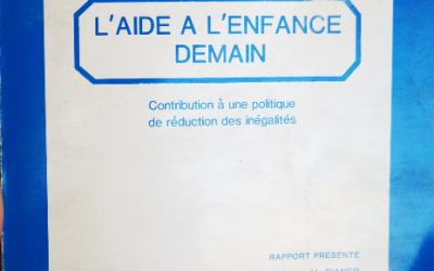 Il y a quarante ans le rapport Bianco-Lamy. Octobre 2020 , un interview des deux auteurs
