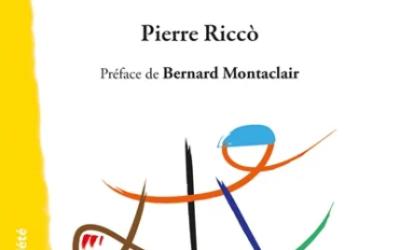 Nouvelle publication d'ouvrage «Pour une pédagogie existentielle» de Pierre Riccὸ